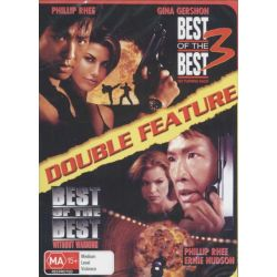 Best of the Best 3 on DVD.