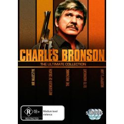 Charles Bronson Collection on DVD.