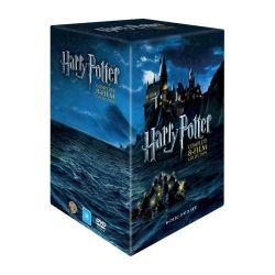 Harry Potter on DVD.