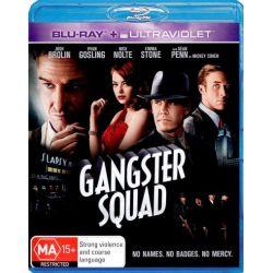 Gangster Squad (Bluray/UltraViolet) on DVD.