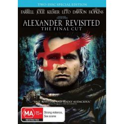 Alexander Revisited (The Final Cut) on DVD.