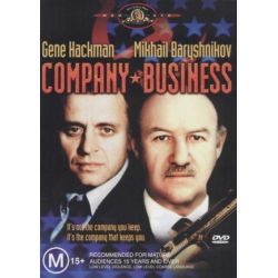 Company Business on DVD.