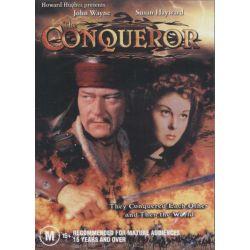 The Conqueror on DVD.