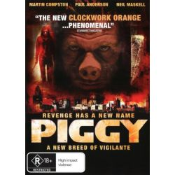 Piggy on DVD.