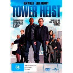Tower Heist on DVD.