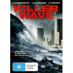 Killer Wave on DVD.
