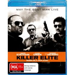 Killer Elite on DVD.