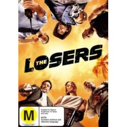 The Losers on DVD.