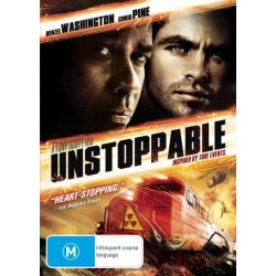 Unstoppable on DVD.