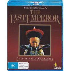 The Last Emperor on DVD.