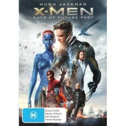X-Men on DVD.