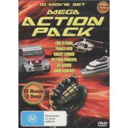 Mega Action Pack on DVD.
