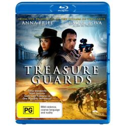 Treasure Guards on DVD.