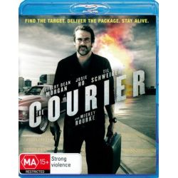 The Courier on DVD.