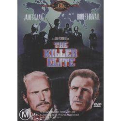 The Killer Elite on DVD.