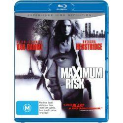 Maximum Risk on DVD.