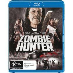 Zombie Hunter on DVD.