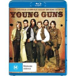 Young Guns on DVD.