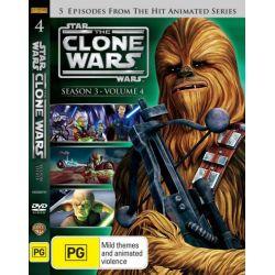 Star Wars on DVD.