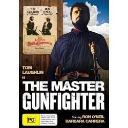 The Master Gunfighter on DVD.