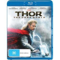 Thor on DVD.