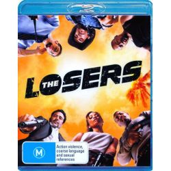 The Losers (2010) on DVD.