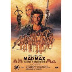 Mad Max 3 on DVD.