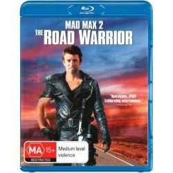 Mad Max 2 on DVD.