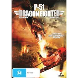 P-51 Dragon Fighter on DVD.