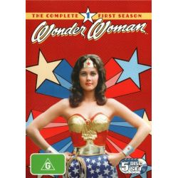 Wonder Woman on DVD.