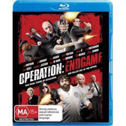 Operation Endgame on DVD.