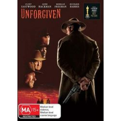Unforgiven on DVD.