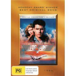 Top Gun (Academy Awards) on DVD.