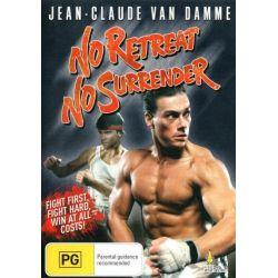 No Retreat No Surrender on DVD.