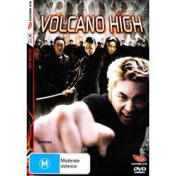 Volcano High (a.k.a. Whasango) on DVD.