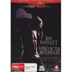 TNA Wrestling on DVD.
