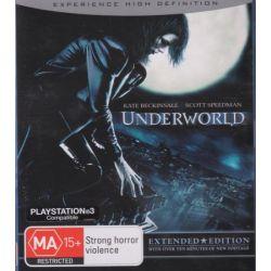 Underworld (Extended Edition) on DVD.