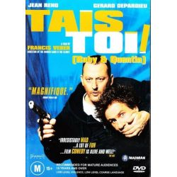 Tais Toi! Ruby and Quentin on DVD.