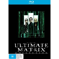 The Ultimate Matrix Collection on DVD.
