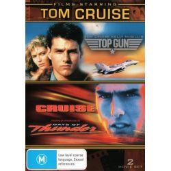 Top Gun / Days of Thunder (Tom Cruise) on DVD.