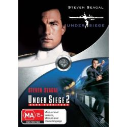 Under Siege / Under Siege 2 on DVD.