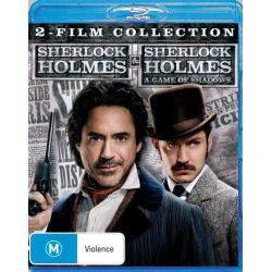 Sherlock Holmes / Sherlock Holmes on DVD.