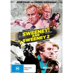 Sweeney! And Sweeney 2 - Feature Film Double Pack (2 Discs) on DVD.