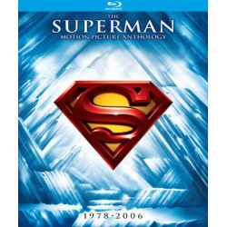 Superman Anthology (Superman on DVD.