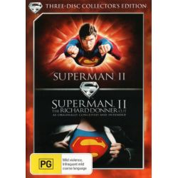 Superman II (1980) / Superman II on DVD.