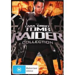 Lara Croft Tomb Raider / Lara Croft Tomb Raider on DVD.