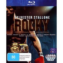 Rocky on DVD.