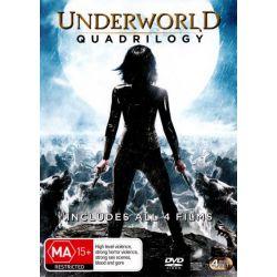 Underworld Quadrilogy (Underworld / Underworld on DVD.