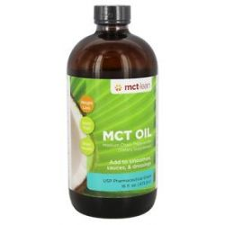 MCT Lean MCT Oil 16 Oz