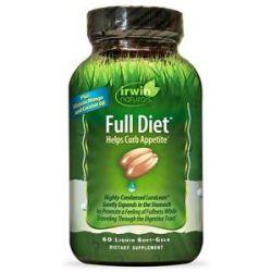 Irwin Naturals Full Diet 60 Softgels